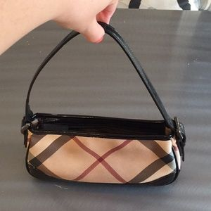 Authentic burberry small bag